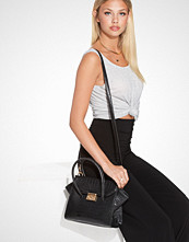 NLY Accessories Buckle Shoulder Tote