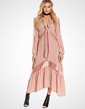 For Love & Lemons Lilou Midi Dress