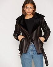 Just Female Chin Sherling Jacket