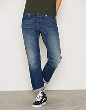 Levi's Indigo 501 CT Jeans For Women