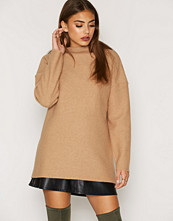 Selected Femme SFDARLA LS KNIT T-NECK PULLOVER