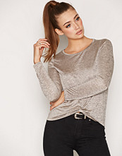 Noisy May NMVERONA L/S HIGH LOW TOP