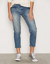 Vila VICROW RW CROPPED STRAIGHT JEANS