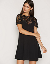 Miss Selfridge Lace Tee Dress