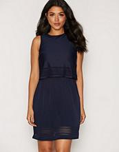 Miss Selfridge Jersey Laser Cut Dress