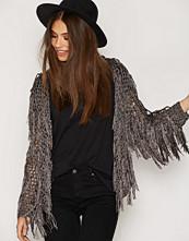 NLY Trend Metallic Fringe Knit
