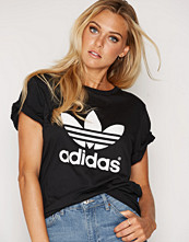 Adidas Originals Black Bf Trefoil Tee