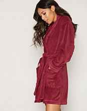 DKNY Lounge Wear Folded Signature Robe