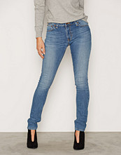 Nudie Jeans Skinny Lin Indigo Legend