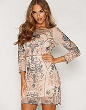 Miss Selfridge Embellished Bodycon Dress