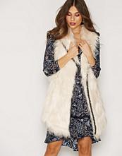 Odd Molly Golden Fur Vest