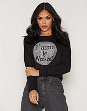 Noisy May NMLOUIE L/S SHORT SWEAT