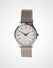 New Look Silver Mesh Strap Watch