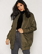 Sisters Point Olive Lusa Long Jacket