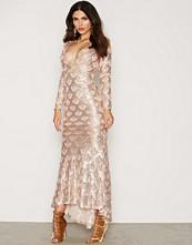 Love Triangle Glamorous Deep V-neck Dress