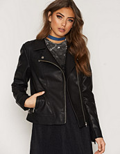 Only onlCARA FAUX LEATHER BIKER JACKET C