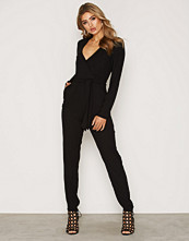 NLY Trend Overlap Jumpsuit