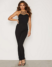 NLY One Pearled Neck Jumpsuit