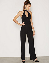 NLY One Choker Plunge Jumpsuit