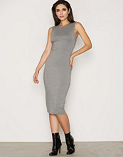 T by Alexander Wang Modal Backslits Dress