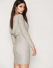 Miss Selfridge Bead Cowl Dress