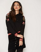 Miss Selfridge Embroidered Hoody