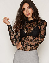 NLY Trend Turtleneck Lace Top