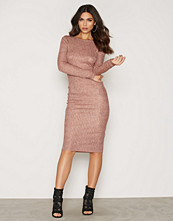 NLY Trend Low Back Luxury Dress