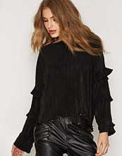 NLY Trend Party Frill Blouse