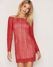 Keepsake ThinkTwice L/S Lace Dress