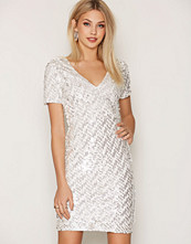 French Connection Snow Sequins Dress