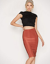 NLY One Double Layer Slinky Skirt