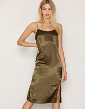 NLY One Cami Midi Satin Dress