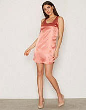 NLY One Satin Racer Back Dress