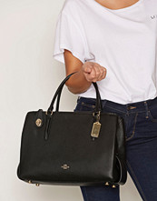Coach Svart Brooklyn 34 Carryall