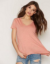 American Vintage Rose V Neck Tee-Shirt