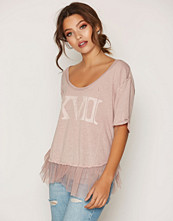 Free People Pretty in Punk Tee
