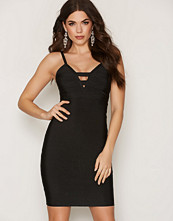 Wow Couture Spaghetti Strap Classic Bandage Dress