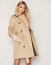 Michael Kors Print Lined Trench