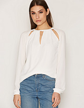 Michael Kors Raglan Slit L/S Top