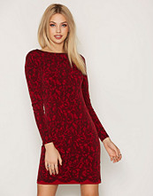 Michael Kors Umbria Lace Brdr Dress