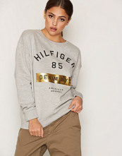 Hilfiger Denim THDW Basic Graphic CN L/S