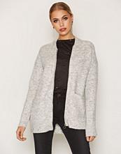 New Look Rib Bomber Sweater