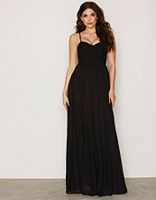 NLY Eve Wrap Bust Long Dress