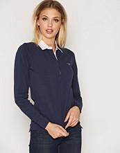 Gant Solid Jersey Rugger LS