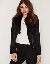 Miss Selfridge Shearling Jacket