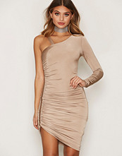 Miss Selfridge Slinky 1 Shoulder Dress