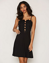 Miss Selfridge Detail Skater Dress