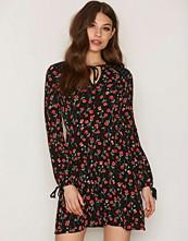 Miss Selfridge Floral Mix Print Tea Dress