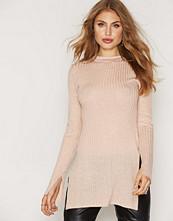 NLY Trend Rosa Side Split Knit